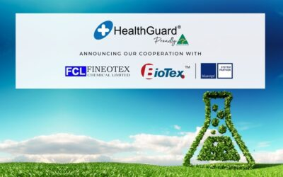 HEALTHGUARD® ARE PROUD TO ANNOUNCE OUR COOPERATION WITH FINEOTEX / BIOTEX
